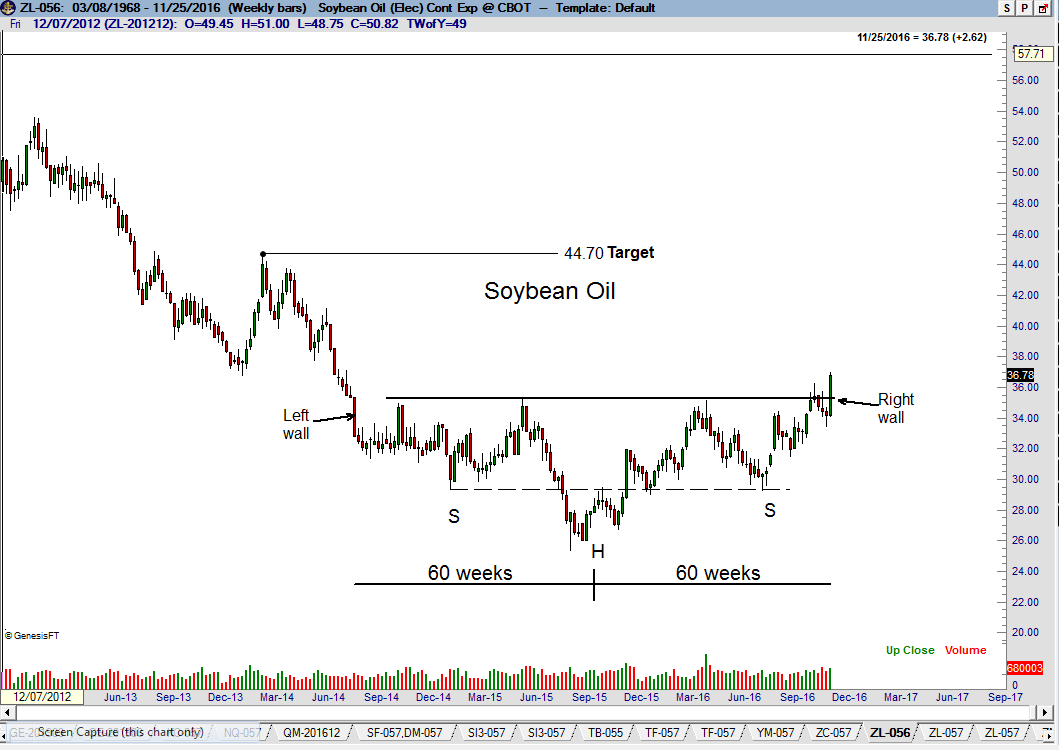 Perfect Soybean Oil - Factor Trading - Peter Brandt